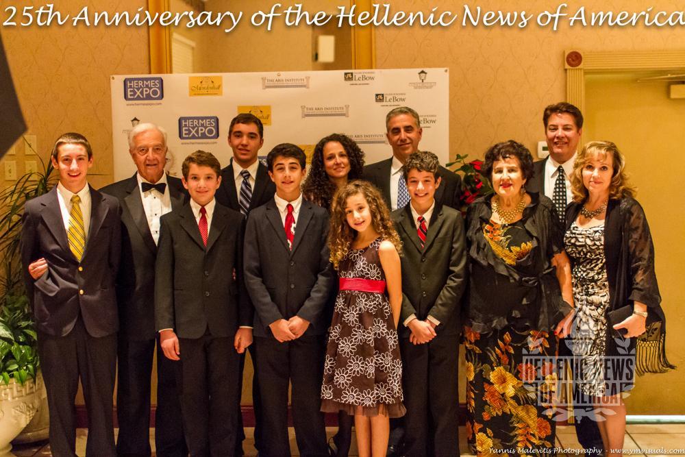 YMvisuals - Hellenic News 25th Anniversary 228