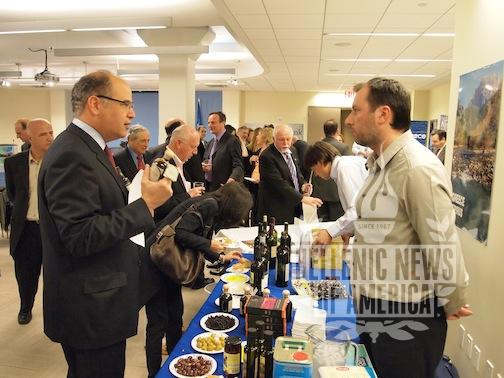 """SUCCESS at The """"Taste of Greece"""" Kick Off Event of the 22nd Hermes"""