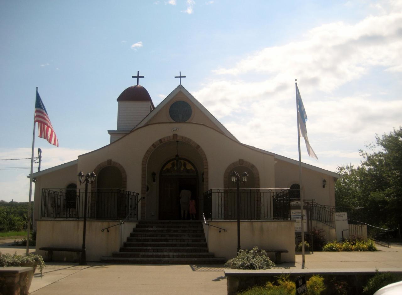 Transfiguration Church in Mattituck
