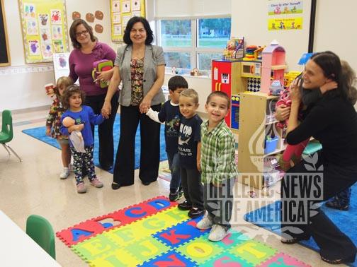 Grand Opening for the first bilingual Greek school in Hamilton, NJ