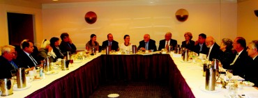 HANC Executive Board meeting at Crown Plaza Hotel in New York draws the attention of all Member Presidents of the Hellenic Federations