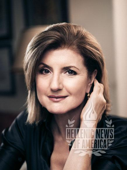 Arianna Huffington: Greece Should Leave The Eurozone