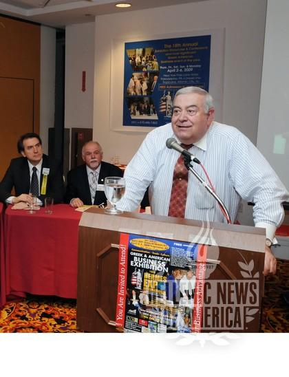 2011 Corridor Person of the Year voting for Aris Melissaratos,