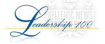 NEW CHAIRMAN INAUGURATED, LEADERSHIP 100