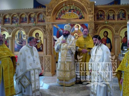 Viewpoint: A Moment in Russian Byzantium at Kimisis Church Southampton