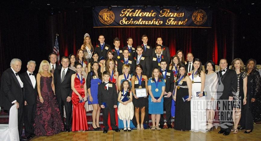 Stars and Scholars Shine at 21st Hellenic Times Scholarship Fund GALA