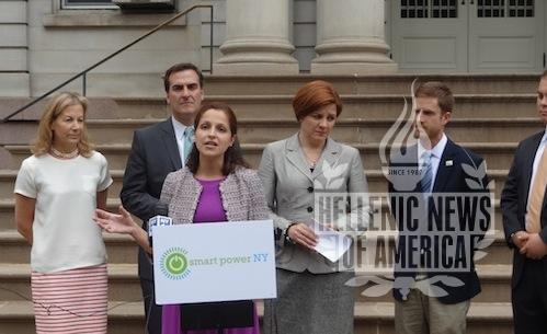 NYC SPEAKER QUINN JOINS SMART POWER NY COALITION, CALLS FOR REPOWERING ASTORIA