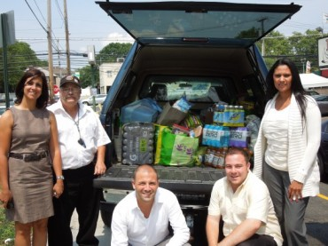 """MALLIOTAKIS DELIVERS """"JULY RE-SUPPLY"""" TO PROJECT HOMEFRONT"""
