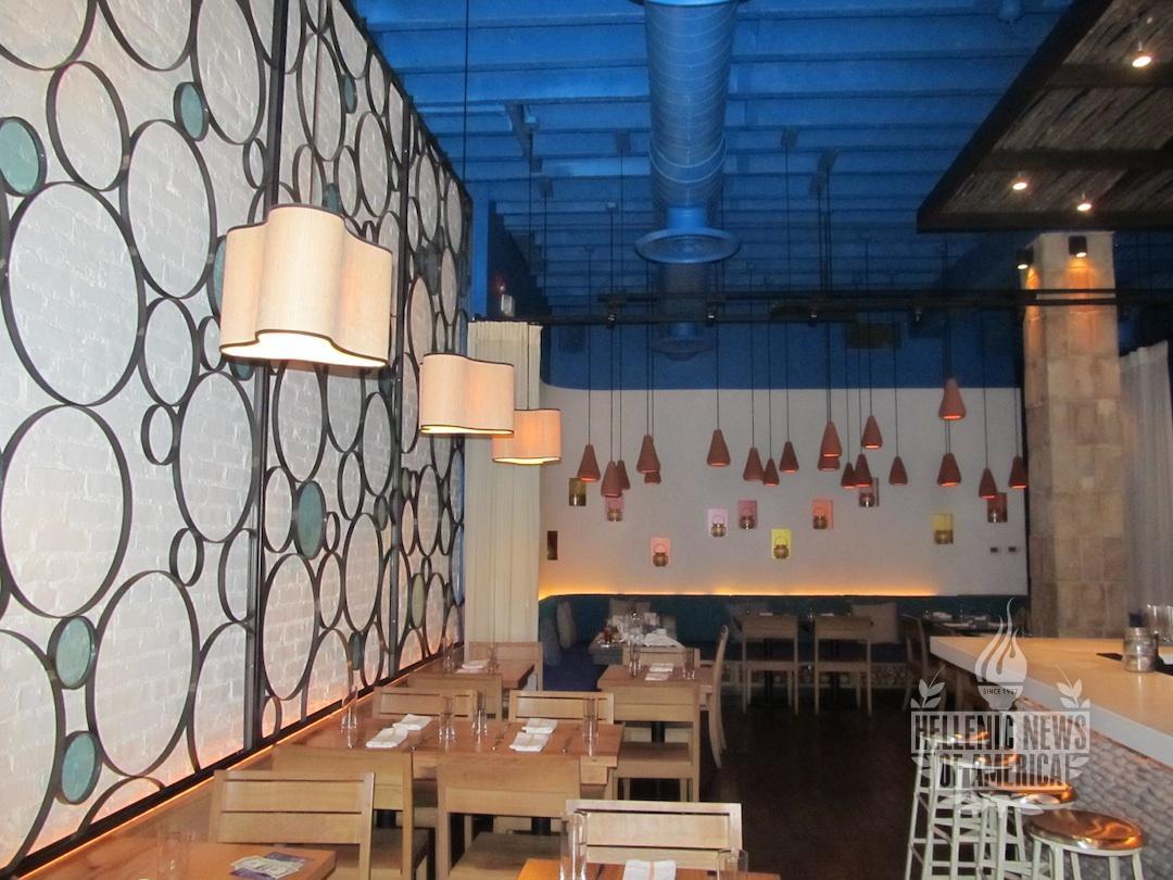 Dining Around at Opa – Modern Greek Restaurant in Philadelphia