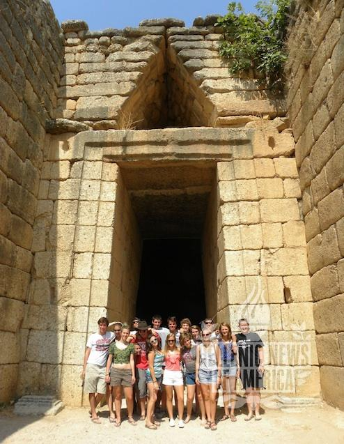 Greek Summer 2012:  The American Farm School's  Work and Travel Odyssey for U.S. Teenagers