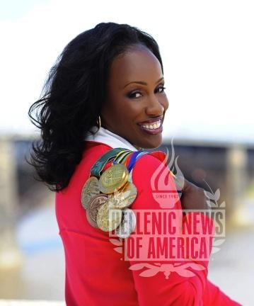 Greek Americans Honor 2012 St. Louis Woman of Achievement Jacqueline Joyner-Kersee