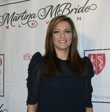 "Interview with Martina McBride: ""Save Lids to Save Lives"""