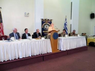 A Unique Centennial Symposium of Panchiaki Korais Society, Inc. and Chios