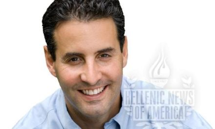 """A Discussion On  """"Hellenism in the Public Service""""  Featuring  Congressman John Sarbanes"""