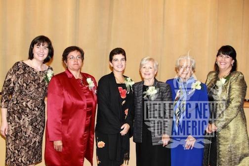Wilmington Philoptochos Honors Presvyteres