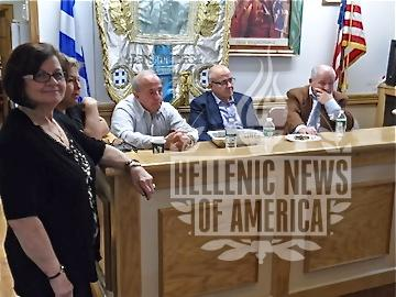 Successful meeting between the Hellenic American National Council & PanArcadian Federation of America
