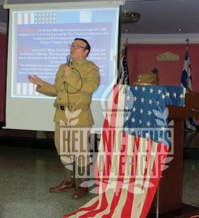 Greece and the Balkan Wars Lecture Held at Transfiguration Church of Corona