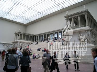Pergamon Museum a hellenic news