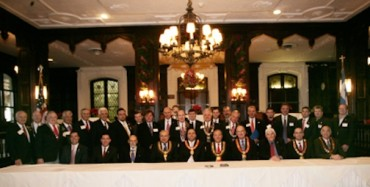 Westchester Country Club hosts annual New Rochelle Chapter 405 Initiation/Luncheon