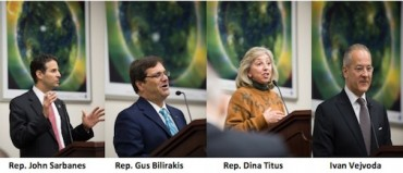 Second Annual St. Andrew's Human Rights and Religious Freedom Reception