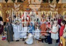 kimisis theotokou hamptons christmas pageant hellenic news