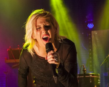 Ellie Goulding Performs at New York City's Terminal 5