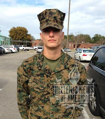 Interview with Pete Holevas: Greek-American U.S. Marine