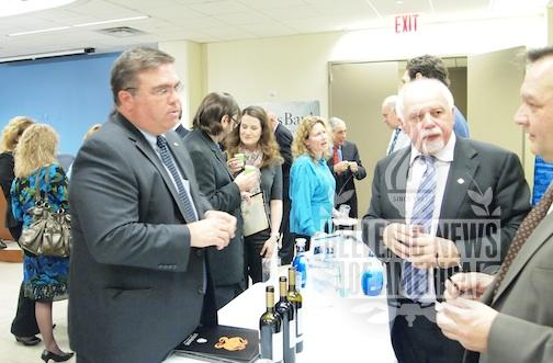 """SUCCESS at The """"Taste of Greece"""" Kick Off Event of the 22nd Hermes Expo"""