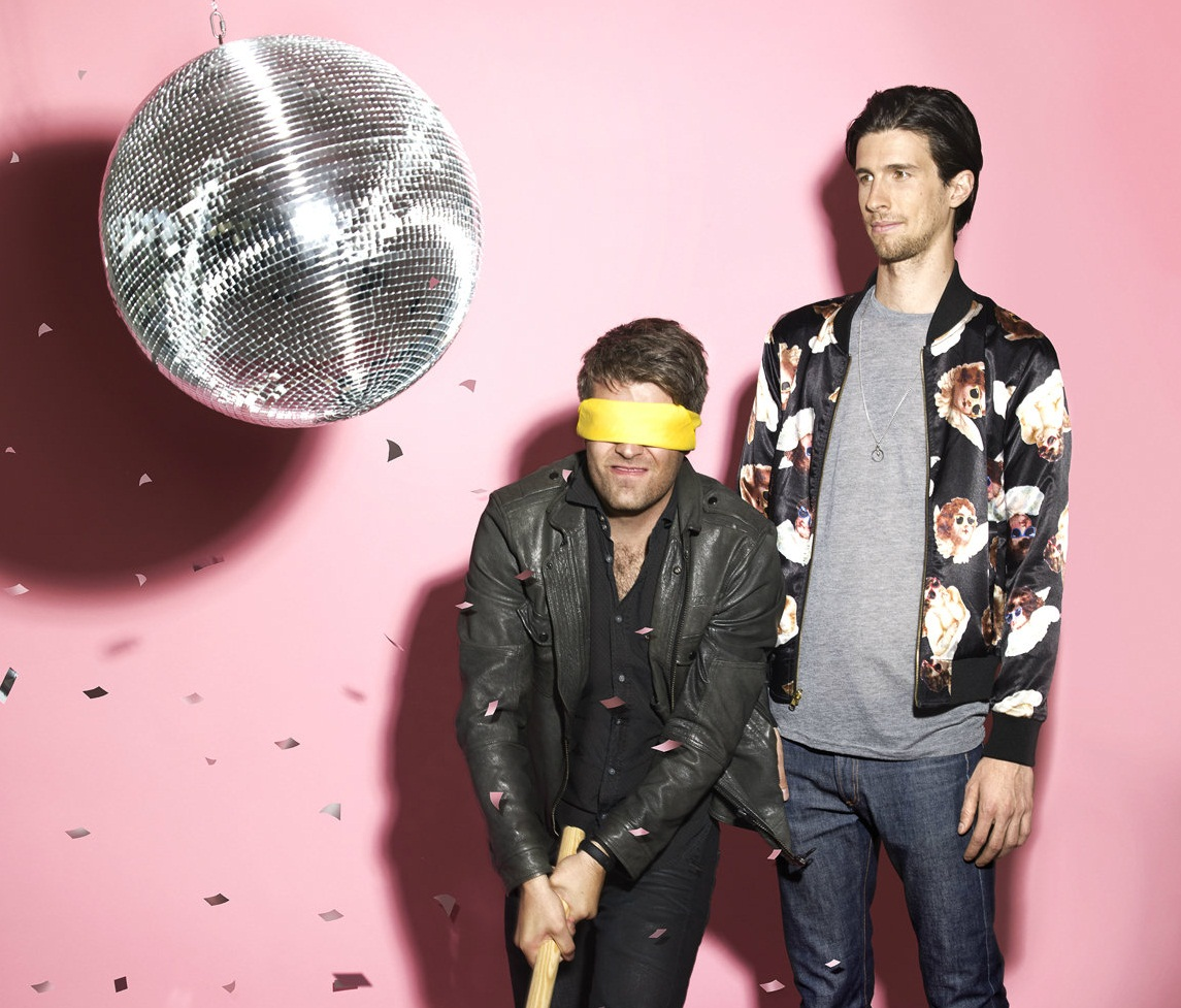 Interview with 3OH!3