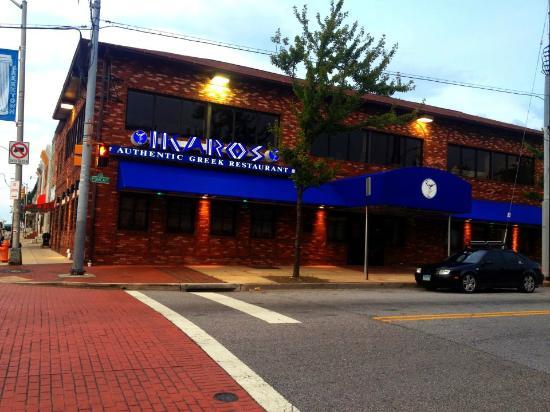 Dining Around – Ikaros in Baltimore, MD
