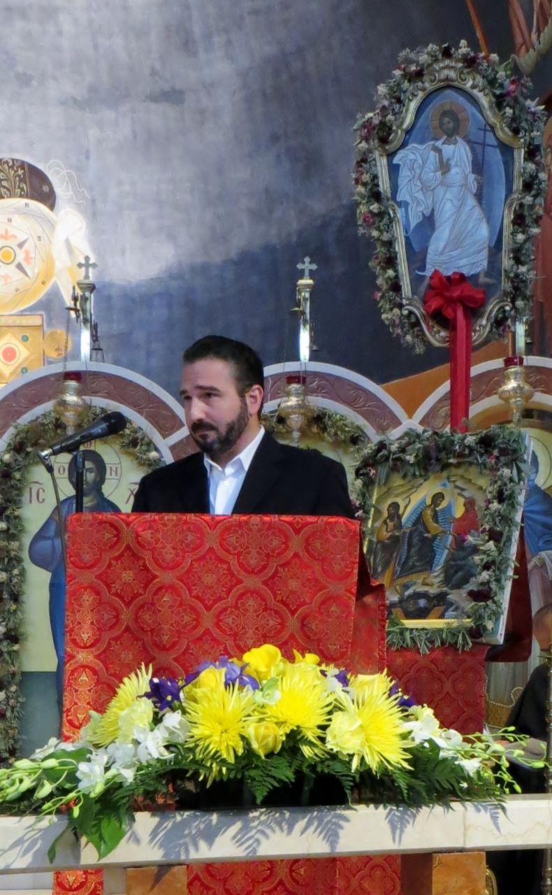 2013 Keynote Speaker St. Nicholas of Flushing Greek ...