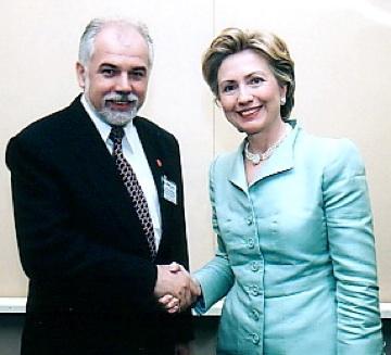 KOTROTSIOS Hillary Clinton HERMES EXPO