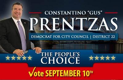 Constantino Prentzas, The People's Choice