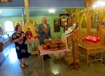 Unique Leader of the Transfiguration Church of Mattituck