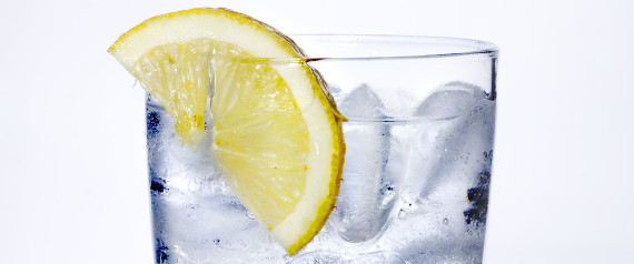 How germy are those lemon wedges we plop into our water glasses at restaurants?