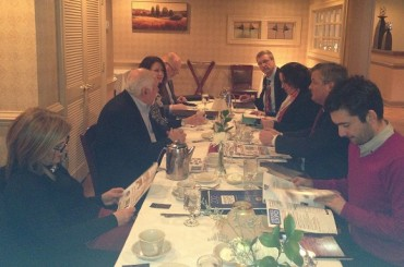 Hermes Expo Coordinates a Mixer with the Region's Chambers of Commerce, on April 1, 2014 at the Concordville Inn