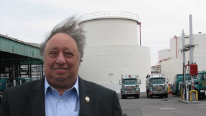 Catsimatidis to turn grease into gold with Greenpoint biodiesel plant