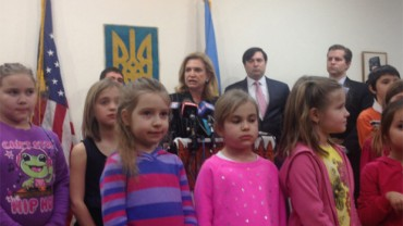 Rep. Maloney Pledges That U.S. Will Stand By Ukraine As Crisis Continues