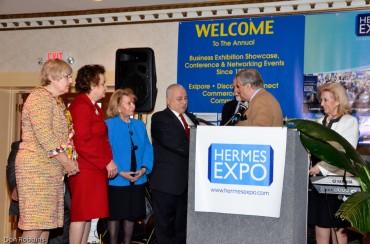 Prometheus Greek Teachers Association Holds Workshop at 2014 Hermes Expo