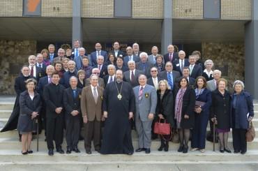 His Grace Bishop Gregory of Nyssa leads 2014 Archon Lenten Retreat