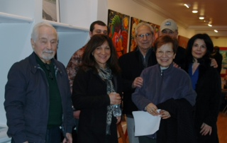 Amusing and Imaginative Works at Opening Reception of Whimsical Gallery