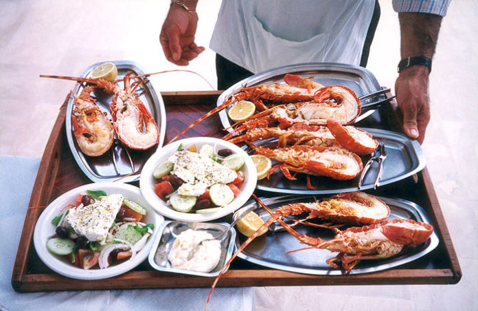 food at Nicolas Taverna