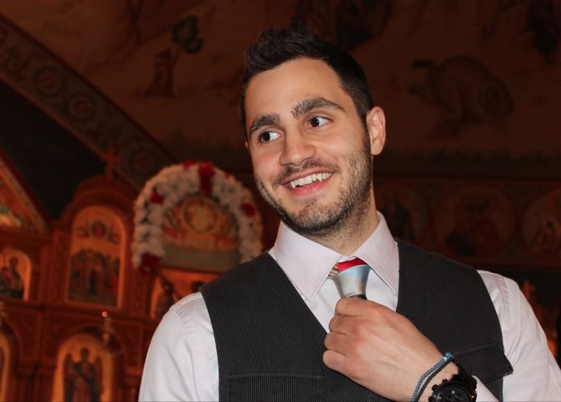 Fundraiser for 25-year-old Greek-American Anthony Michaelides