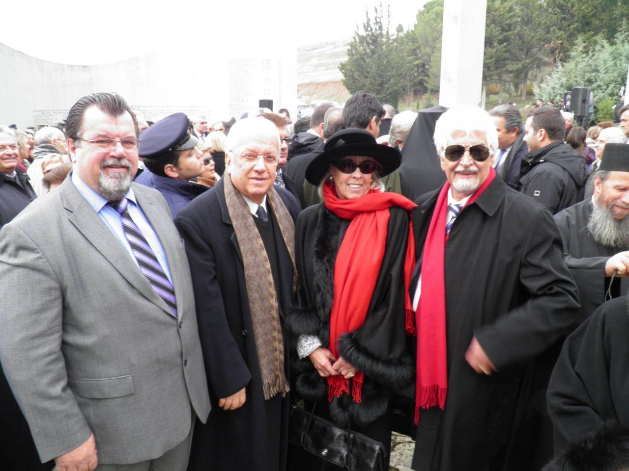 Συλλυπητήριο μήνυμα Παγκαλαβρυτινής Ένωσης για τον απώλεια του Θ.Γ.Σπυρόπουλου