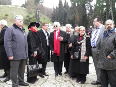 Ο Πρόεδρος των Δρυμοτών για την απώλεια του Θόδωρου Γ. Σπυρόπουλου