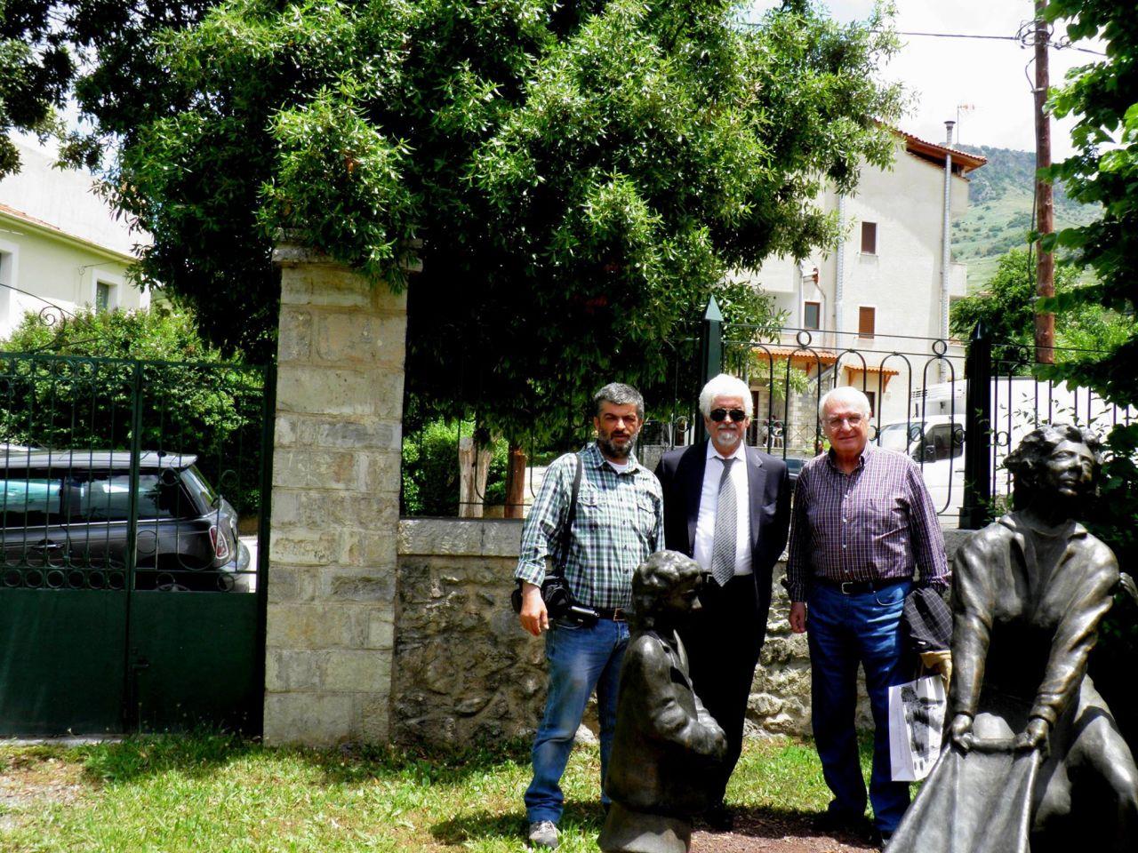 Συλλυπητήριο μήνυμα Οικ. Μαλεβίτη για τον απώλεια του Θ.Γ.Σπυρόπουλου