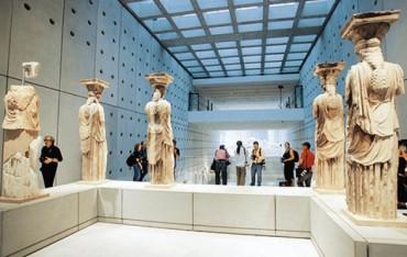 Όγδοο στον κόσμο το Μουσείο της Ακρόπολης