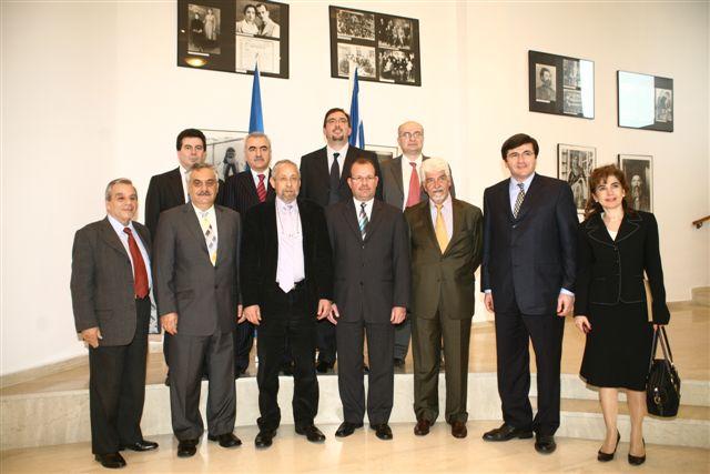 Το Προεδρείο του ΣΑΕ   αποχαιρετά τον αείμνηστο Θεόδωρο Σπυρόπουλο