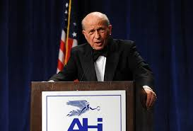 AHI Founder Hosted For Book Presentation By American Hellenic Council