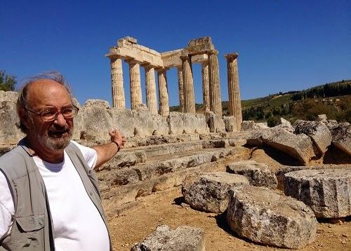 ANCIENT GREEK SITE THREATENED AMID CELEBRATION